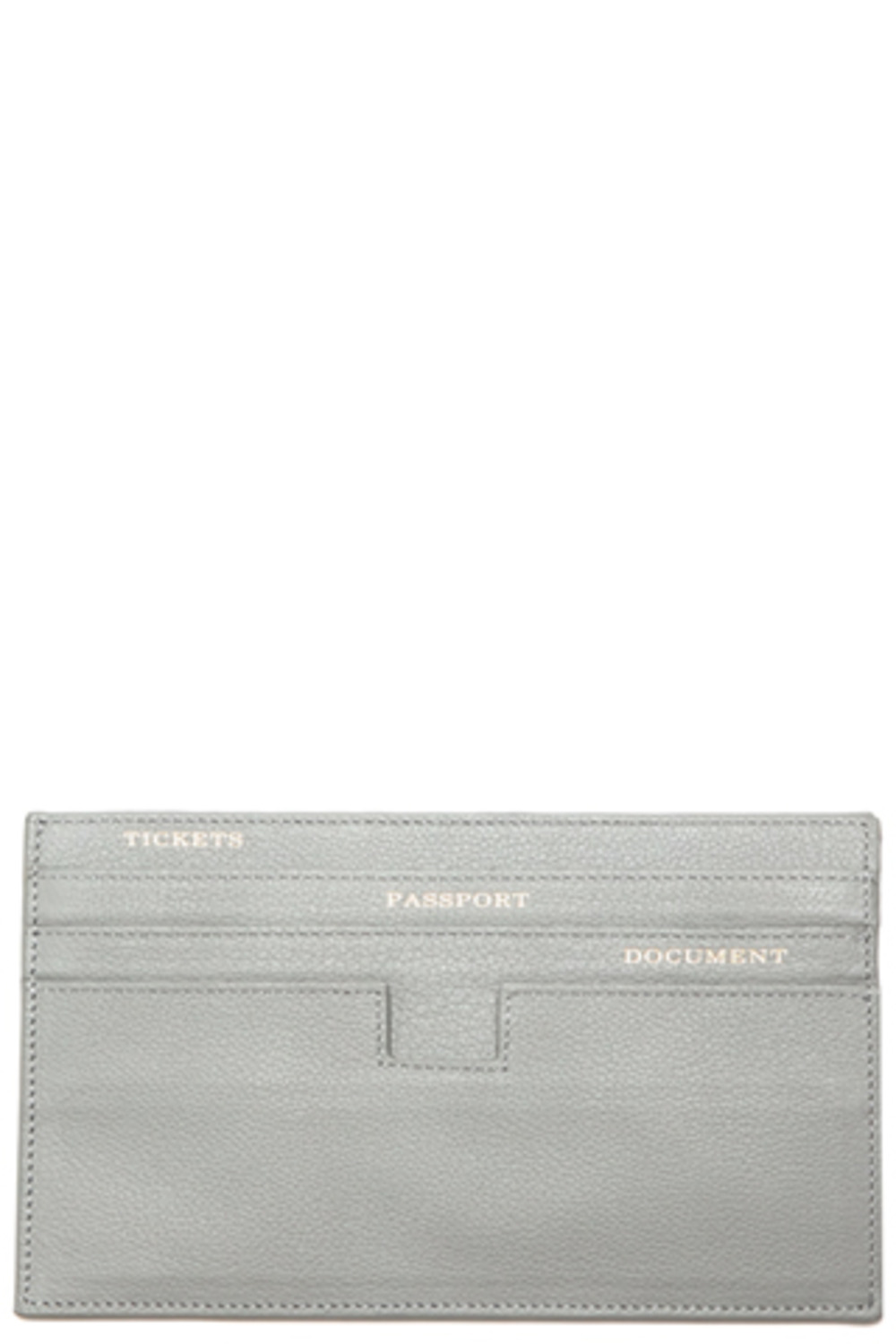 LightGrey Travel Wallet